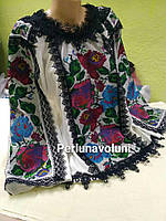 Блуза женская с вышивкой БЖ 2003