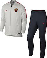 Тренировочный костюм Nike Dry A.S Roma 2017-2018 Squad Tracksuit 855179-072