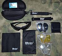 Тактические очки для защиты от ультрафиолета
