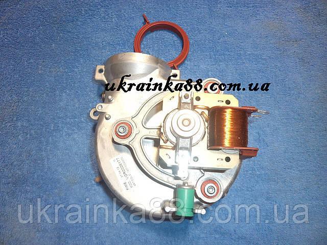 Вентилятор (турбина ) для котла Ariston 65104357 Ariston Egis, AS, BS,Clas SYstem мощьностью 24 кв