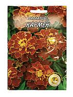 Семена бархатцев Кармен 2 г