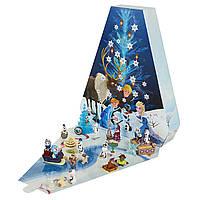 Игровой набор Адвент календарь Frozen Disney. Frozen Olaf's Adventure Advent Calendar Set, фото 1
