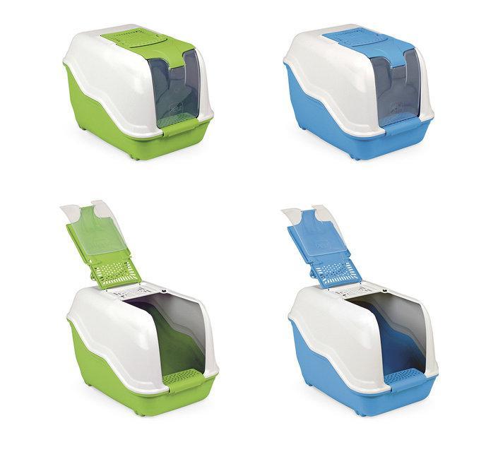 MPS Netta туалет с фильтром для кошек ( 54 x 39 x 40 см )