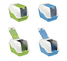 MPS Netta Maxi туалет с фильтром для кошек ( 66 x 49 x 50 см )
