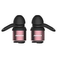 Беспроводные Bluetooth наушники Jabees BTwins Rose Gold