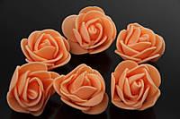 (Цена за 200шт) Латексные цветы