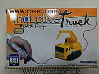 Индуктивный грузовик -  inductive truck