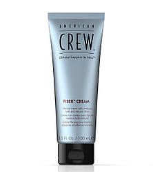 Крем средней фиксации FIBER CREAM New American Crew 100 мл