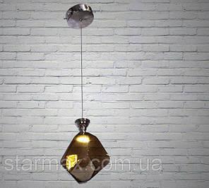 Люстра  классическая, хай-тек, 550/1CF кофейная, подвесная, фото 2