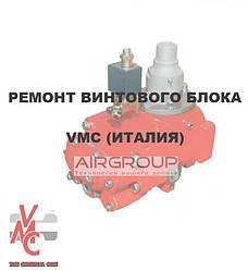 Ремонт гвинтового блоку VMC