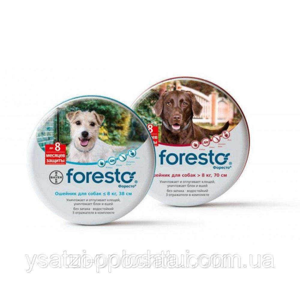 Bayer (Байер) Foresto (Форесто) ошейник против блох и клещей 38 см