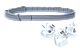 Bayer (Байер) Foresto (Форесто) ошейник против блох и клещей 38 см, фото 4