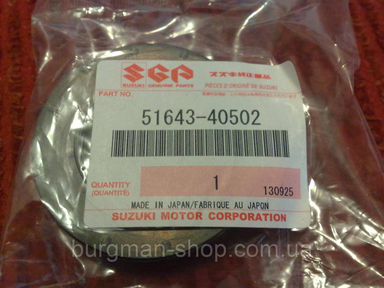 Пыльник верхнего подшипника траверсы Suzuki Burgman SkyWave 51643-40502
