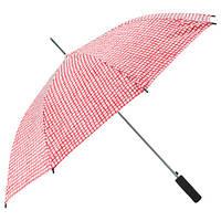 КНЭЛЛА Зонт, красный/белый 10330514 IKEA, ИКЕА, KNALLA