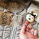 Красивая оригинальная курточка на девочку от Mini Molly 3-5 лет, фото 2