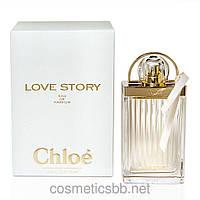 Женская парфюмированная вода Chloe Love Story