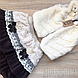 Безрукавка-шубка на дівчинку 2-4 роки Mini Molly, фото 2