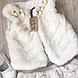 Безрукавка-шубка на дівчинку 2-4 роки Mini Molly, фото 3