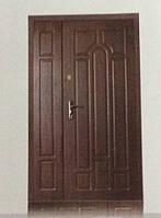 Двери входные БЕСПЛАТНАЯ ДОСТАВКА в частный дом 1,20 х 2,05, фото 1