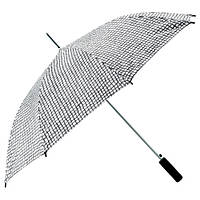 КНЭЛЛА Зонт, черный/белый 50330512 IKEA, ИКЕА, KNALLA