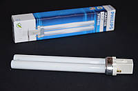 Лампа PHILIPS PL-S 9W/840/2Р G23 компактна люмінесцентна