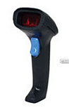 Сканер штрих-коду лазерний дротовий Asianwell AW-2055A чорний (AW-2055A), фото 2