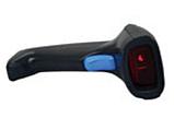 Сканер штрих-коду лазерний дротовий Asianwell AW-2055A чорний (AW-2055A), фото 3
