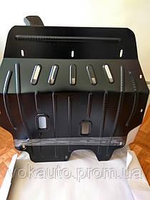 Защита картера двигателя  для Nissan X-Trail (T32) '14г. АКПП (пр-во Полигон-Авто)