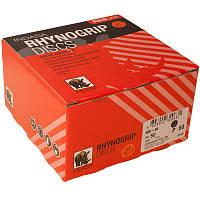 Абразивный диск INDASA RhynoGrip Red Line -P60, D125, 8