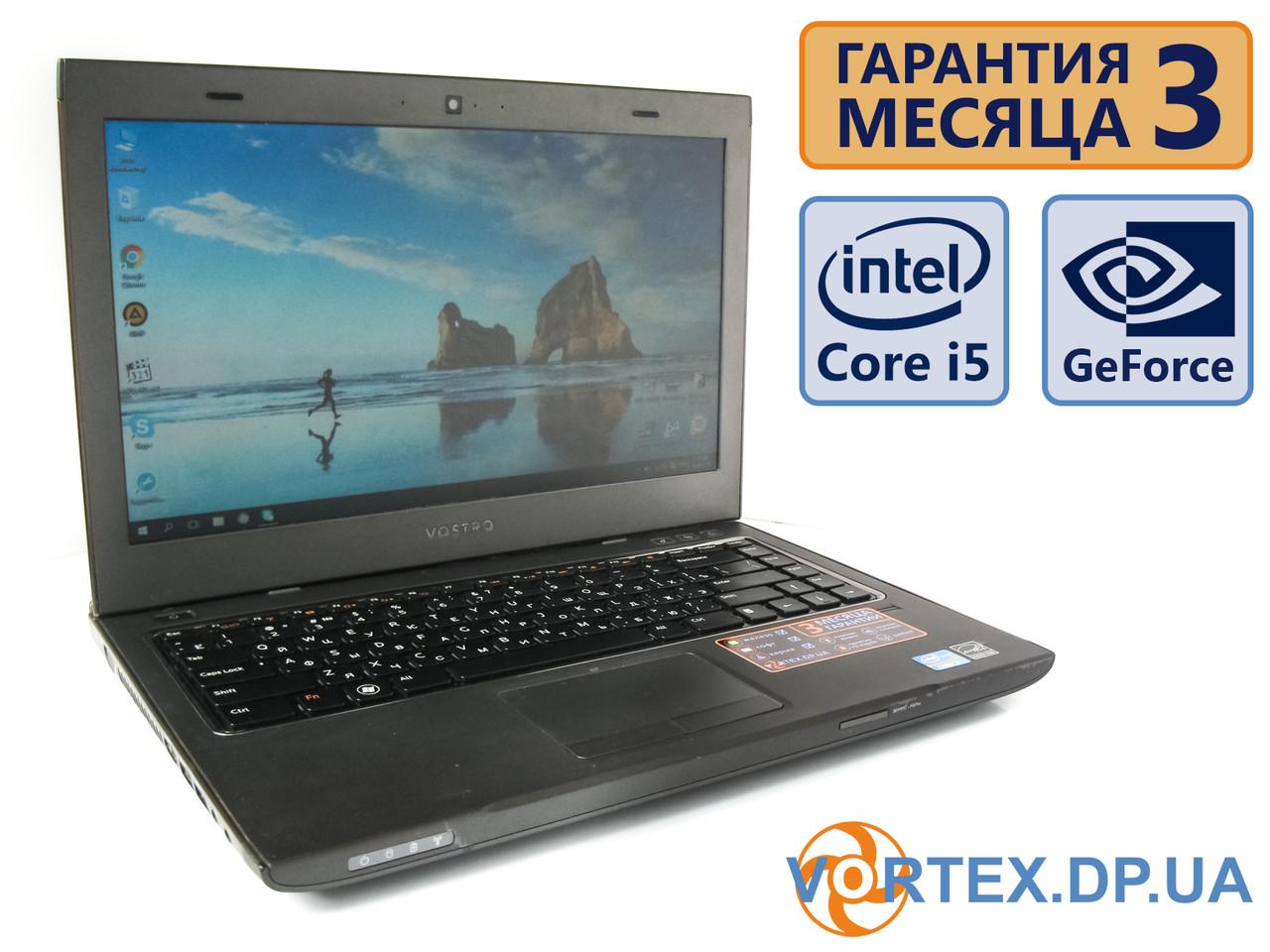 Ноутбук Dell Vostro 3460 (14.0 (1366x768) / Intel Core i5-3210M / nVID