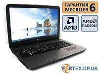 Ноутбук HP 15-ba057ca 15.6 (1366х768) / AMD А10-9600P 4x3.3GHz / RAM 8Gb / 1Tb / АКБ 2ч. 20 мин. / Сост. 9/10 БУ