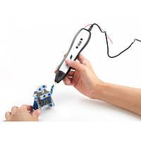 3D ручка с OLED дисплеем RP700A белая