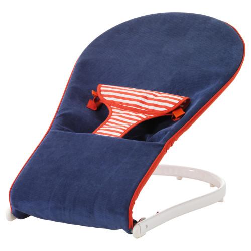 ТОВИГ Переносное кресло для младенца, синий, красный 50167969 IKEA, ИКЕА, TOVIG