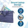 Сумка для ноутбука Promate Desire-LD 15.6'' Blue, фото 3