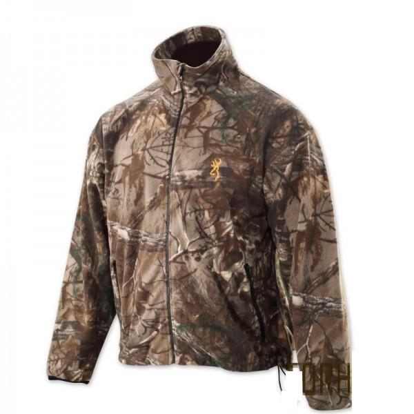 Куртка для охоты флисовая Browning Wasatch Fleece Jacket