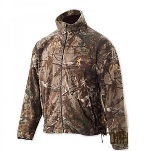Куртка для охоты флисовая Browning Wasatch Fleece Jacket, фото 2