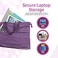 Сумка для ноутбука Promate Desire-LD 15.6'' Purple, фото 4