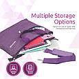 Сумка для ноутбука Promate Desire-LD 15.6'' Purple, фото 3