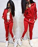 Женский стильный спортивній костюм (5 цветов), фото 3