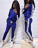Женский стильный спортивній костюм (5 цветов), фото 6