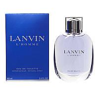 Мужская туалетная вода Lanvin L`Homme (Ланвин Эль Хом)
