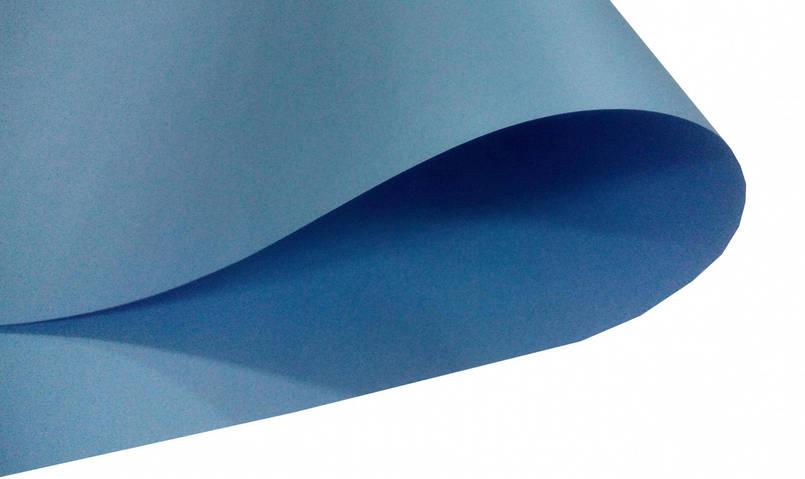 Дизайнерский картон Vista, перламутровый голубой, 285 гр/м2