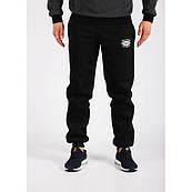 Спортивные мужские штаны Big Shark зима черный