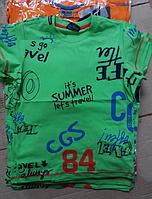 Футболка детская для мальчика CEGISA от 10 до 14 лет.