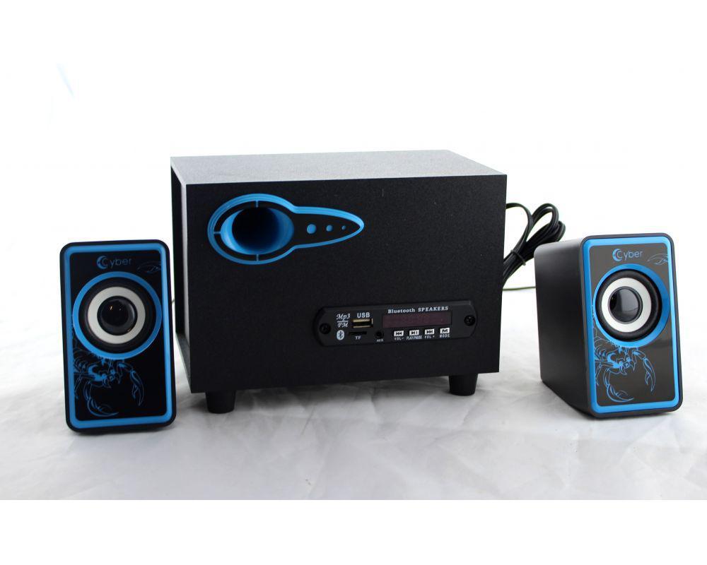 Компьютерные колонки акустика Cyber AN-2533 USB