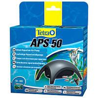 Компрессор Tetratec APS 50 для аквариума до 60л, черный