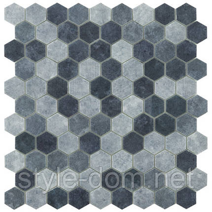 Мозаїка Honey Terre Blue 4703 31,5*31,5, фото 2
