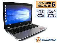 Ноутбук HP ProBook 650 G2 15.6 (1920×1080) / Intel Core i7-6600U 2x2.6GHz / RAM 8Gb / 500Gb / АКБ 2ч. / Сост. 10 ТОП!