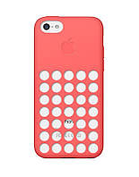 Чехол Apple MF036ZM/A для iPhone 5c Pink