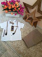 Летний костюм для мальчика Оптом и в розницу Турция  от 5 до 8 лет